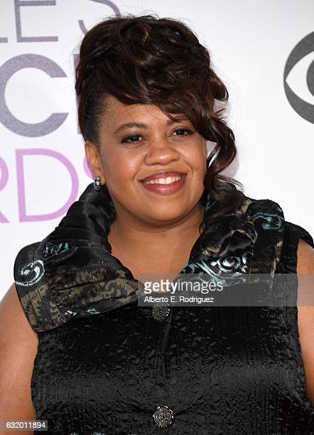 Actress Chandra Wilson attends the People's Choice Awards 2017 at Microsoft Theater on January 18 2017 in Los Angeles California