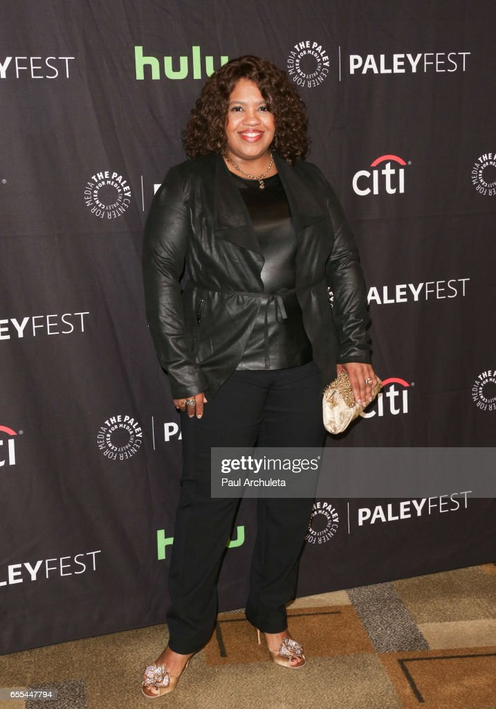 Actress Chandra Wilson attends the The Paley Center For Media's 34th Annual PaleyFest Los Angeles - 'Grey's Anatomy' at Dolby Theatre on March 19, 2017 in Hollywood, California.