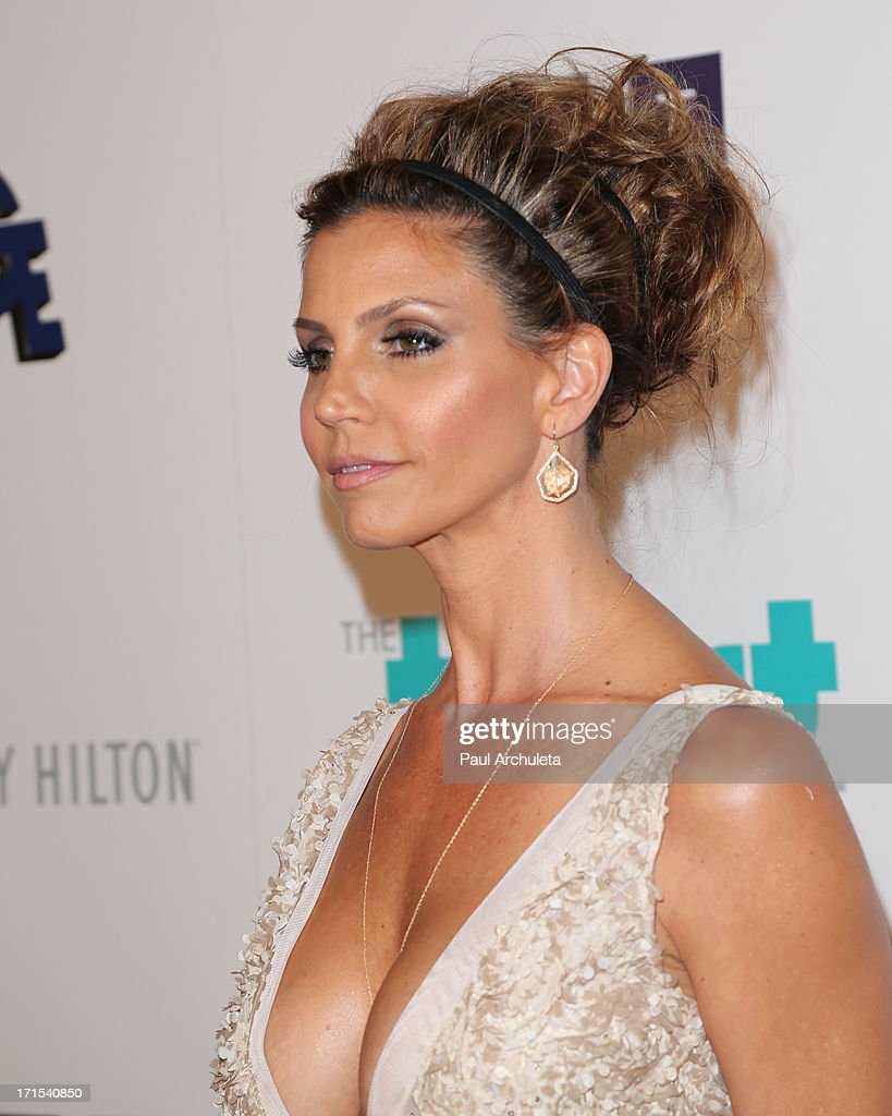 Actress Charisma Carpenter attends the 4th annual Thirst Gala at The Beverly Hilton Hotel on June 25, 2013 in Beverly Hills, California.