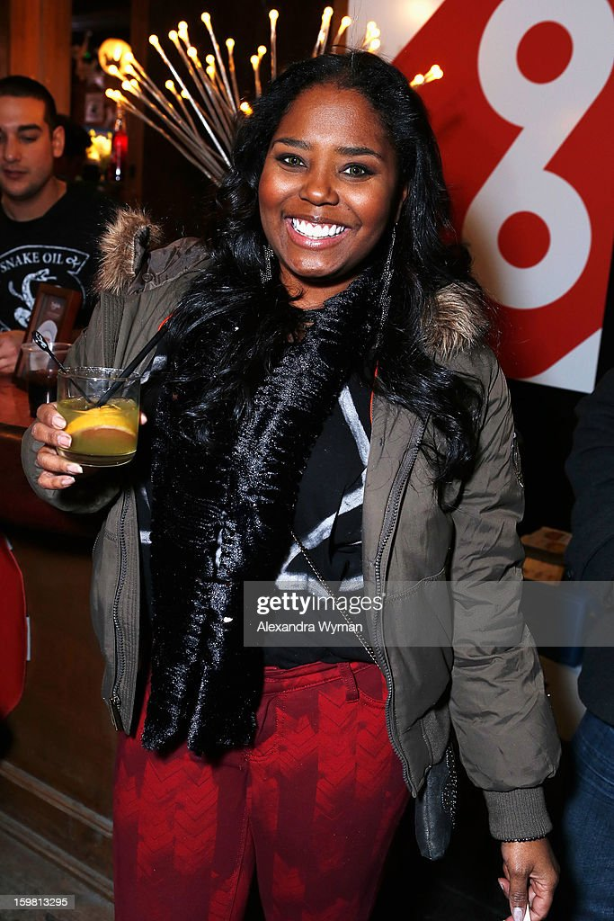Actress CharJackson attends Night 3 of ChefDance on January 20, 2013 in Park City, Utah.