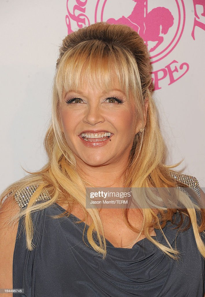 Actress <a gi-track='captionPersonalityLinkClicked' href=/galleries/search?phrase=Charlene+Tilton&family=editorial&specificpeople=216512 ng-click='$event.stopPropagation()'>Charlene Tilton</a> arrives at the 26th Anniversary Carousel Of Hope Ball presented by Mercedes-Benz at The Beverly Hilton Hotel on October 20, 2012 in Beverly Hills, California.