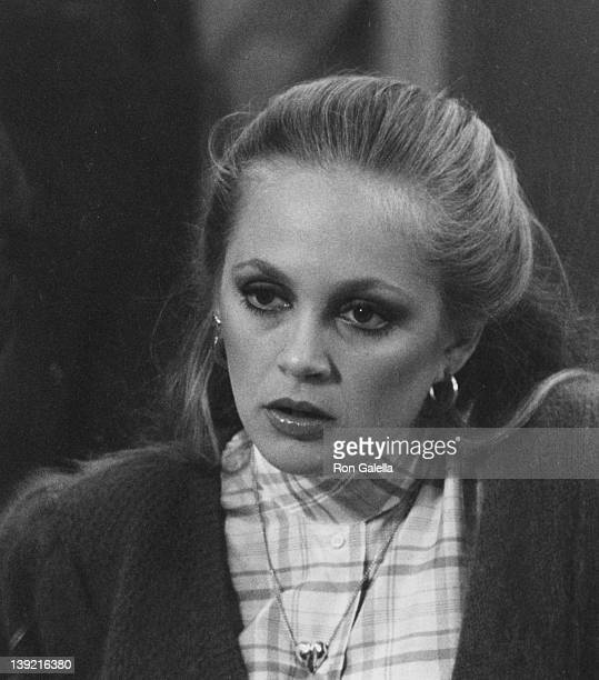 Actress Charlene Tilton attending 'Easter Seals Telethon Benefit' on March 1 1983 in Hollywood California