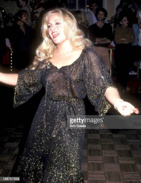 Actress Charlene Tilton attends Rupert Murdoch and His Magazine Publication 'The Star' Host Party to Salute Hollywood's Entrance Into the 80's on...
