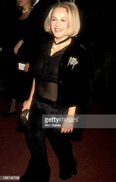 Actress Charlene Tilton attends the 'Guys and Dolls' Opening Night Performance on November 11 1993 at the Pantages Theatre in Hollywood California