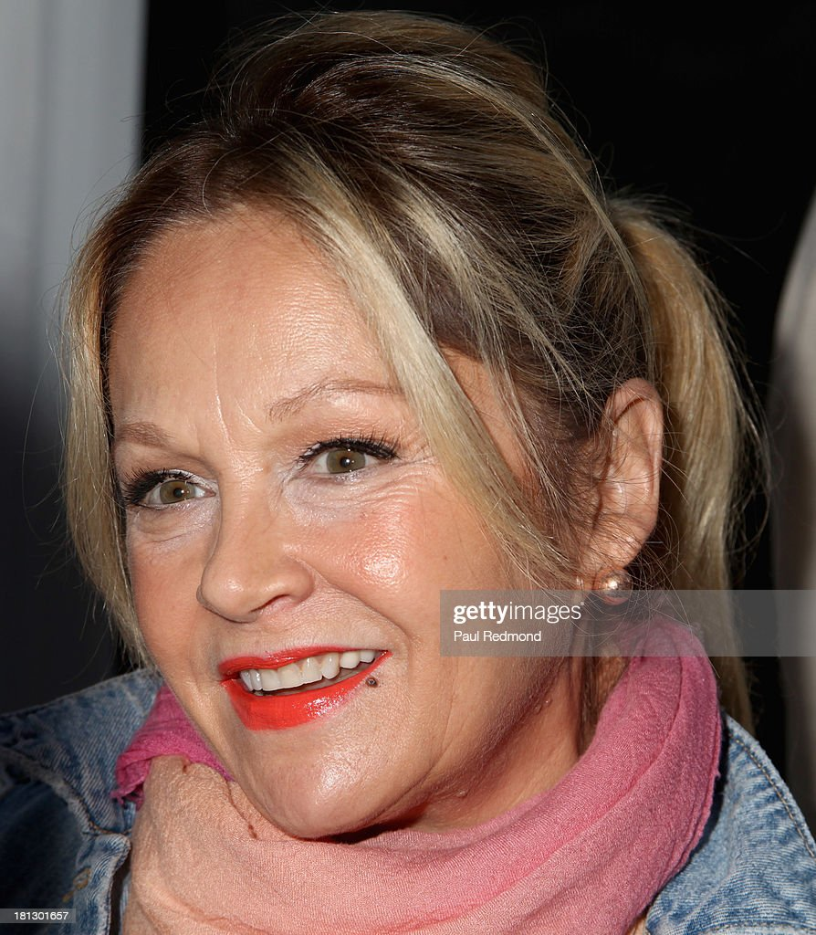 Actress <a gi-track='captionPersonalityLinkClicked' href=/galleries/search?phrase=Charlene+Tilton&family=editorial&specificpeople=216512 ng-click='$event.stopPropagation()'>Charlene Tilton</a> attends The Hollywood Chamber Of Commerce/The Hollywood Sign Trust's 'White Party' Celebrating 90th Anniversary Of The Hollywood Sign at Drai's Hollywood on September 19, 2013 in Hollywood, California.