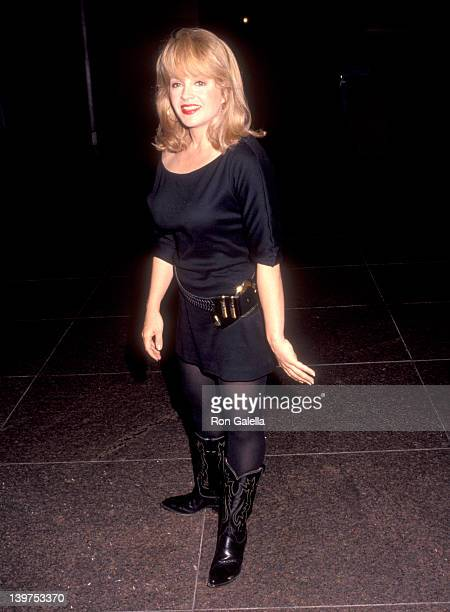 Actress Charlene Tilton attends the Screening of the Comedy Special 'Howie Mandel Howie Spent Our Summer' on June 2 1992 at DGA Theatre in West...