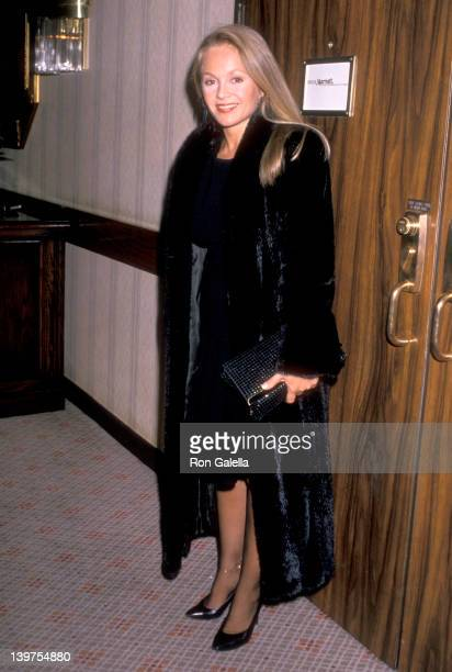 Actress Charlene Tilton on November 20 1988 sighting at the Irvine Marriott Hotel in Irvine California