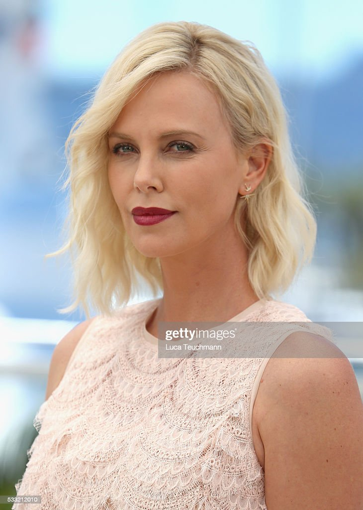 Actress Charlize Theron attends 'The Last Face' Photocall during the 69th annual Cannes Film Festival at the Palais des Festivals on May 20, 2016 in Cannes, France.