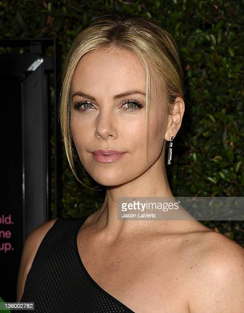 Actress Charlize Theron attends the 'Young Adult' Los Angeles Premiere at AMPAS Samuel Goldwyn Theater on December 15 2011 in Beverly Hills California