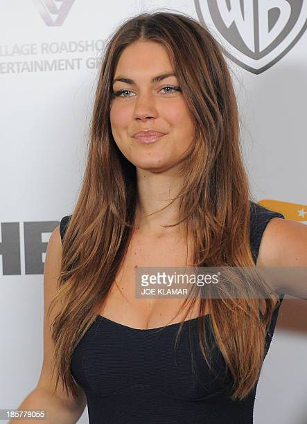 Actress Charlotte Best attends the 2nd Annual Australians in Film Awards Gala at Intercontinental Hotel on October 24 2013 in Beverly Hills...