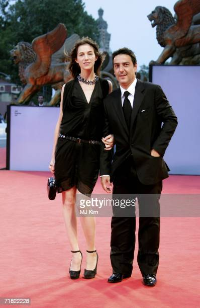 Actress Charlotte Gainsbourg and husband actor / director Yvan Attal attend the premiere of the film 'Nuovomondo during the tenth day of the 63rd...