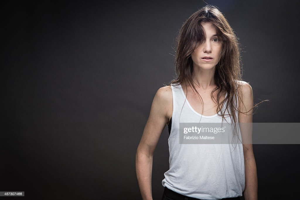 Charlotte Gainsbourg, Studio Cine Live, September 2014