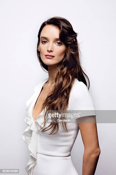 Actress Charlotte Le Bon from the film 'The Promise' poses for a portraits at the Toronto International Film Festival for Los Angeles Times on...