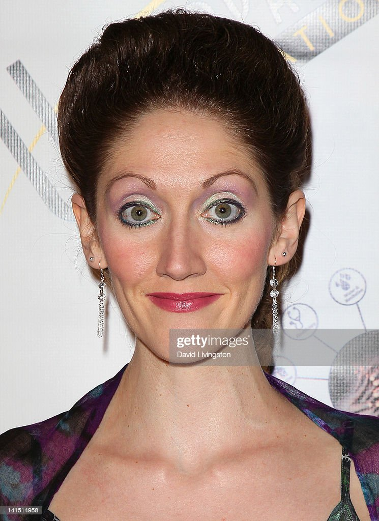 Actress Charlotte Milchard attends the 3rd annual Unstoppable Gala at the Millennium Biltmore Hotel on March 17, 2012 in Los Angeles, California.