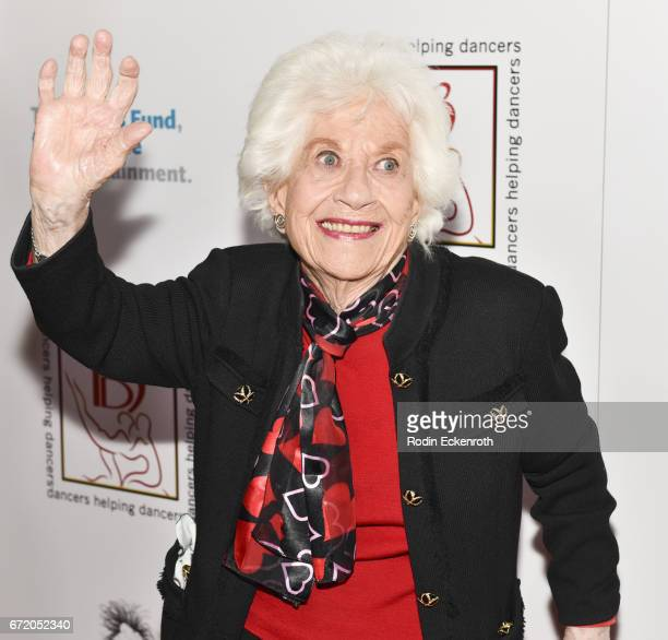 Actress Charlotte Rae attends the 30th Annual Gypsy Awards Luncheon at The Beverly Hilton Hotel on April 23 2017 in Beverly Hills California