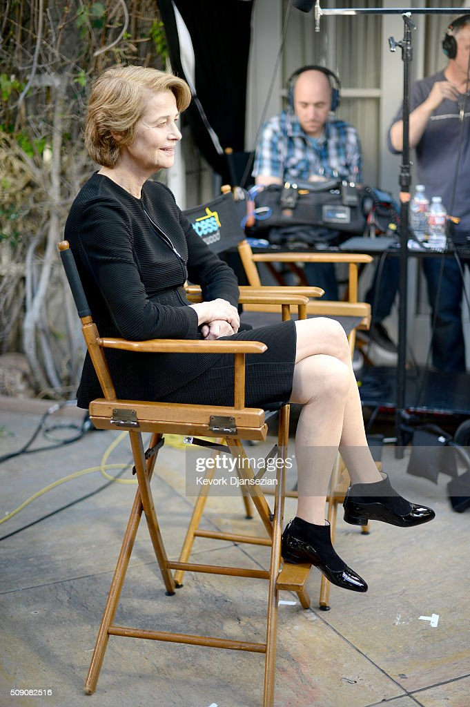 Actress <a gi-track='captionPersonalityLinkClicked' href=/galleries/search?phrase=Charlotte+Rampling&family=editorial&specificpeople=212770 ng-click='$event.stopPropagation()'>Charlotte Rampling</a> attends the 88th Annual Academy Awards nominee luncheon on February 8, 2016 in Beverly Hills, California.