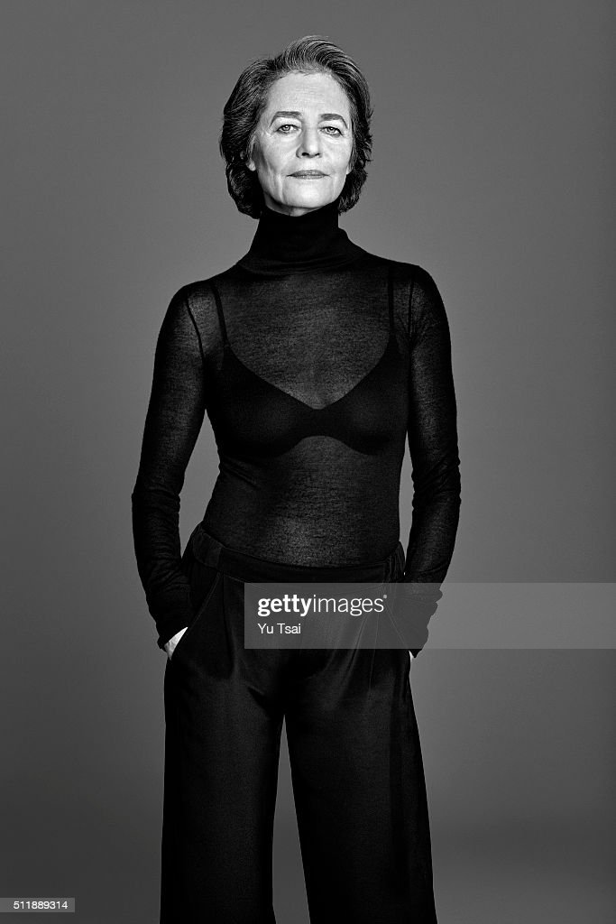 Actress <a gi-track='captionPersonalityLinkClicked' href=/galleries/search?phrase=Charlotte+Rampling&family=editorial&specificpeople=212770 ng-click='$event.stopPropagation()'>Charlotte Rampling</a> is photographed for People Magazine on February 7, 2016 in Los Angeles, California. ON DOMESTIC EMBARGO UNTIL MAY 16, 2016. ON INTERNATIONAL EMBARGO UNTIL MAY 16, 2016. Published Image.