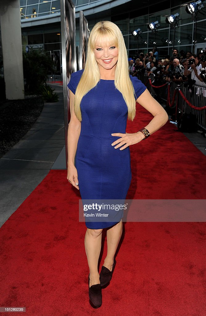 Actress Charlotte Ross arrives at the premiere of CBS Films' 'The Words' at the Arclight Theatre on September 4, 2012 in Los Angeles, California.