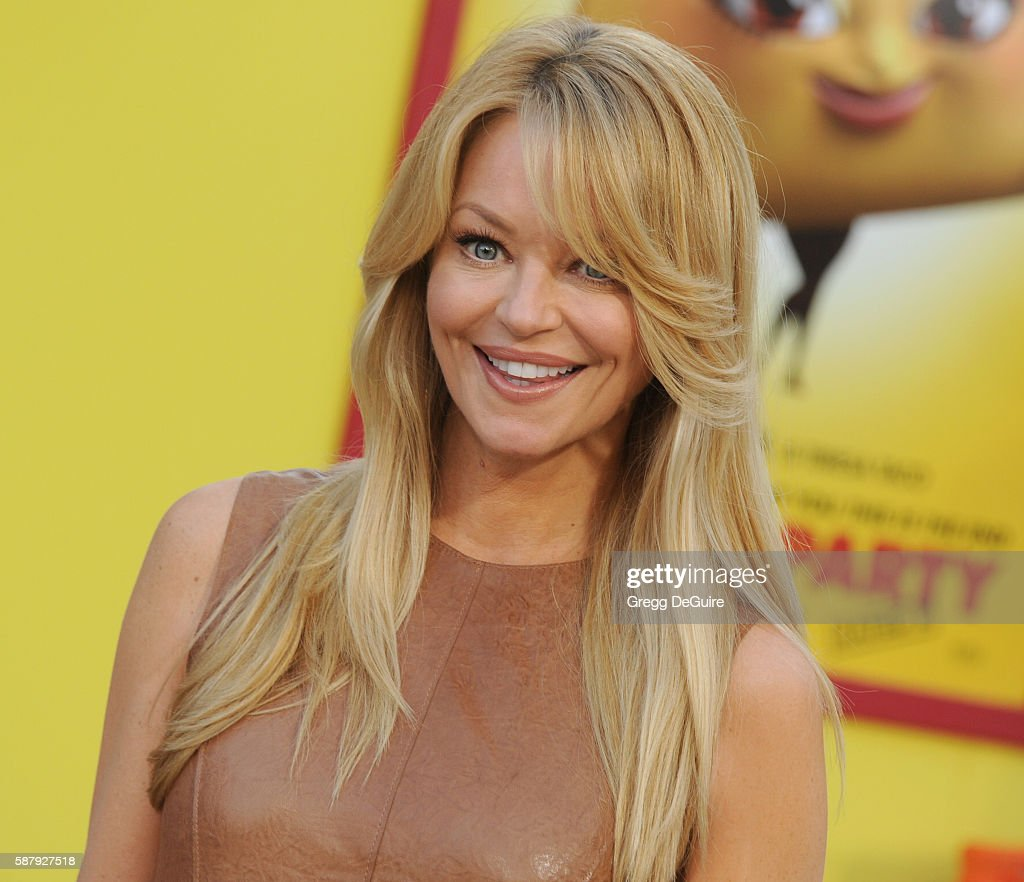 Actress Charlotte Ross arrives at the premiere of Sony's 'Sausage Party' at Regency Village Theatre on August 9 2016 in Westwood California