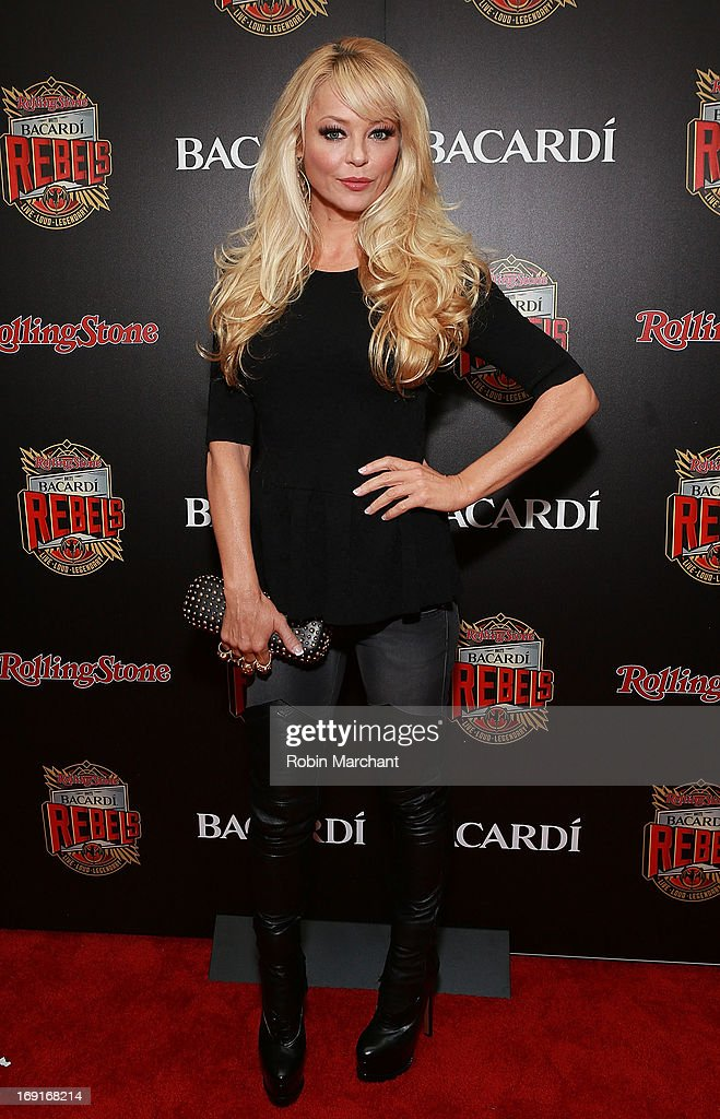 Actress <a gi-track='captionPersonalityLinkClicked' href=/galleries/search?phrase=Charlotte+Ross+-+Actress&family=editorial&specificpeople=217600 ng-click='$event.stopPropagation()'>Charlotte Ross</a> attends Inaugural Bacardi Rebels event hosted by Rolling Stone at Roseland Ballroom on May 20, 2013 in New York City.