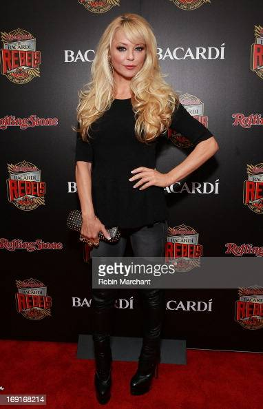 Actress Charlotte Ross attends Inaugural Bacardi Rebels event hosted by Rolling Stone at Roseland Ballroom on May 20 2013 in New York City
