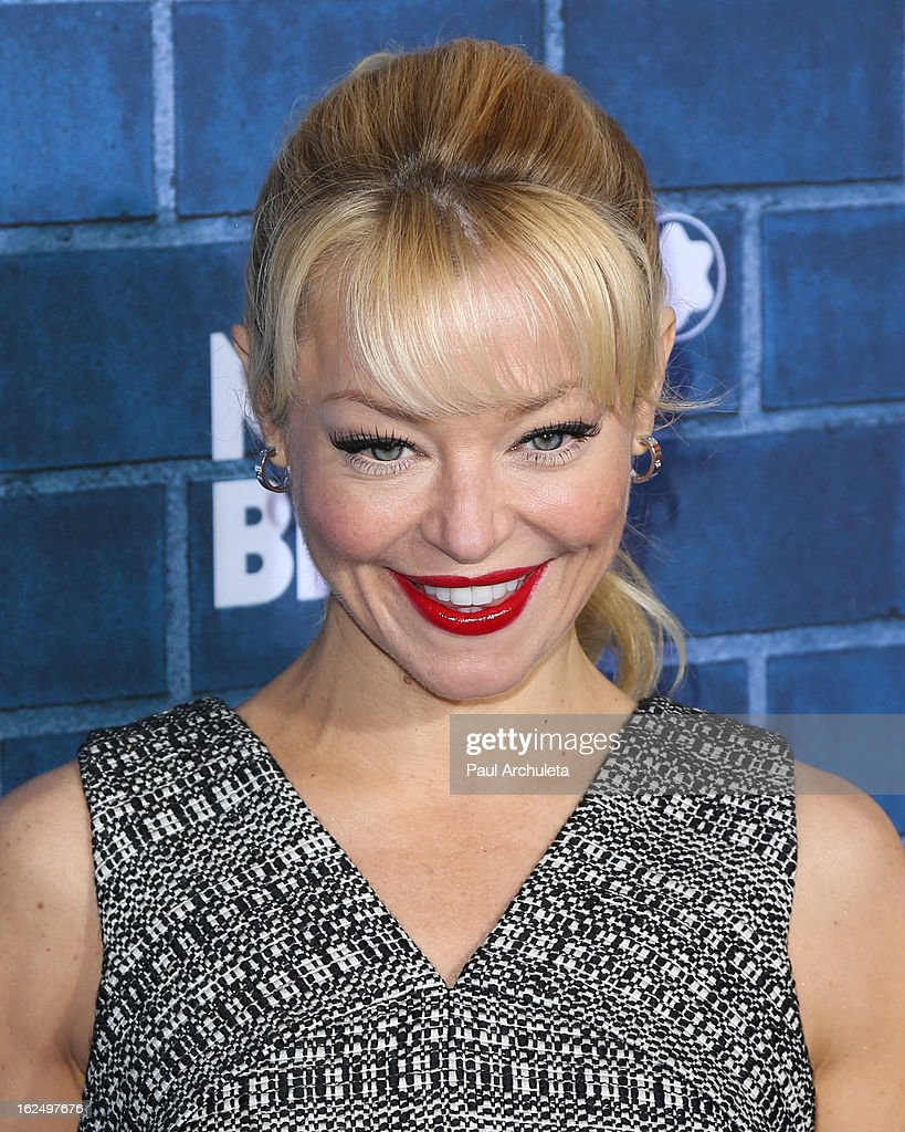 Actress Charlotte Ross attends Montblanc's 2nd annual Pre-Oscar brunch celebrating the 'Signature For Good' collection with UNICEF at Hotel Bel-Air on February 23, 2013 in Los Angeles, California.