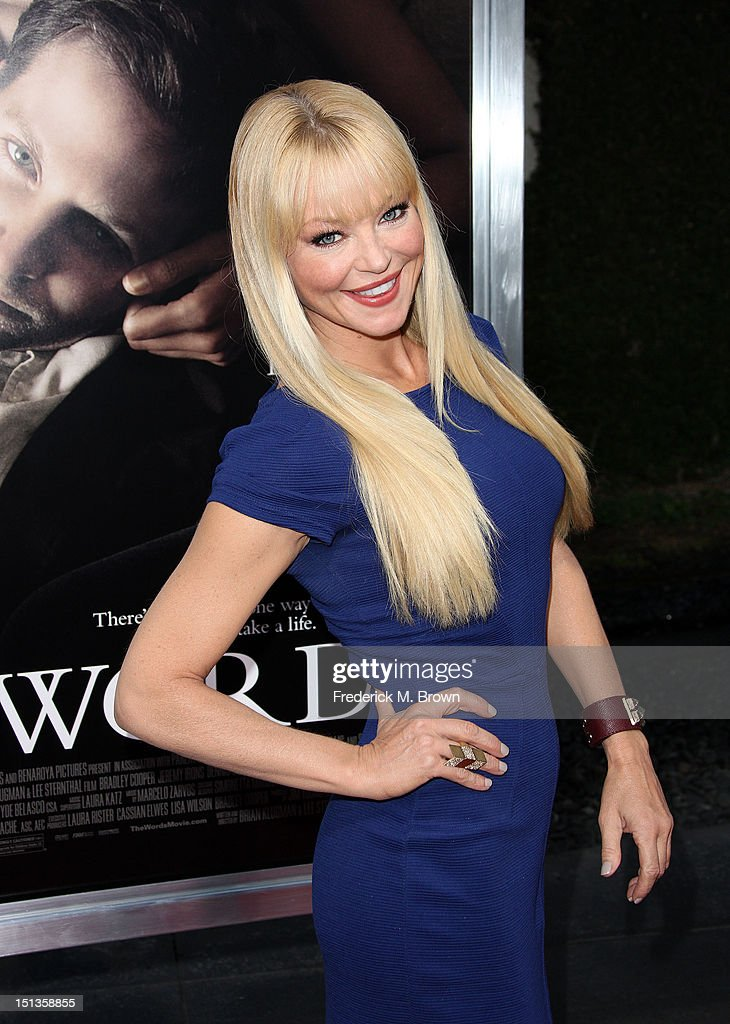 Actress Charlotte Ross attends the Premiere Of CBS Films' 'The Words' at the ArcLight Cinemas on September 4, 2012 in Hollywood, California.