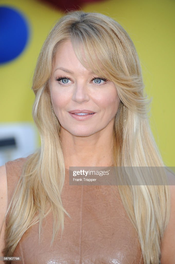 Actress Charlotte Ross attends the premiere of Sony's 'Sausage Party' held at the Regency Village Theater on August 9 2016 in Westwood California