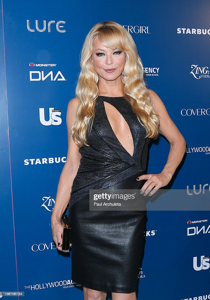 Actress Charlotte Ross attends US Weekly Magazine's AMA after party at Lure on November 18, 2012 in Hollywood, California.