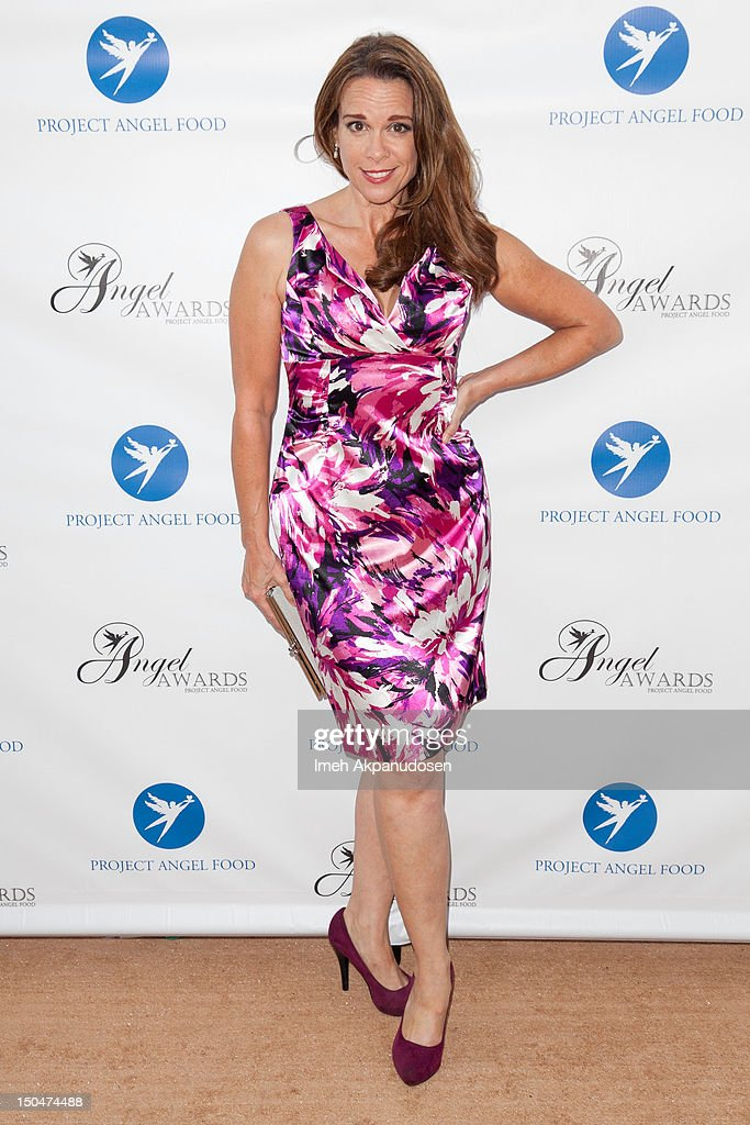 Actress Chase Masterson attends Project Angel Food's 17th Annual Angel Awards at Project Angel Food on August 18, 2012 in Los Angeles, California.