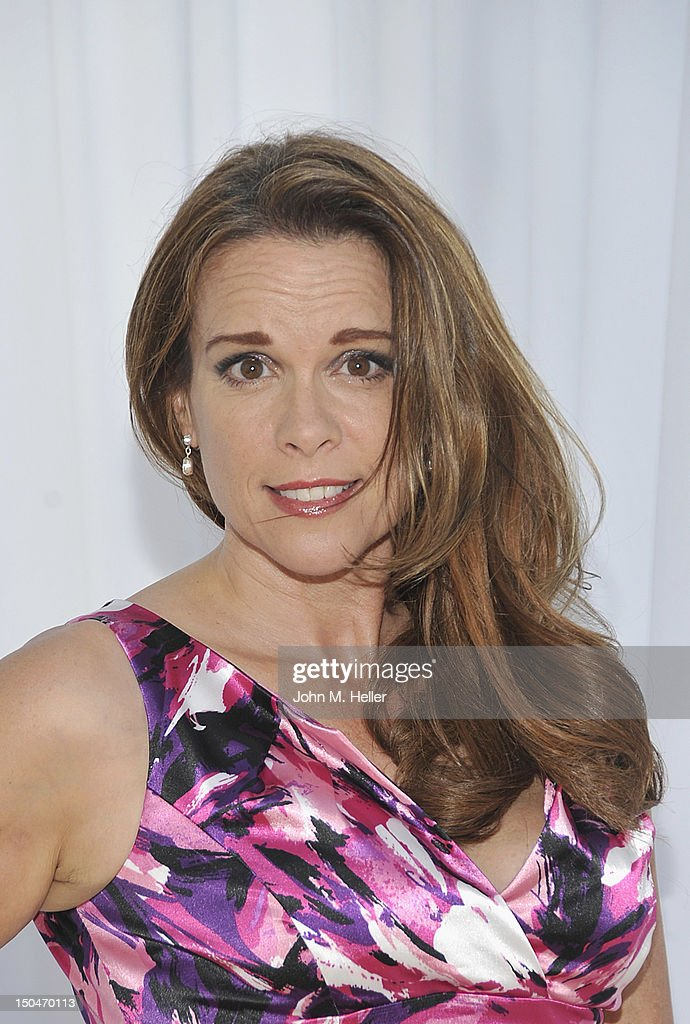 Actress Chase Masterson attends the 17th Annual Angel Awards at Project Angel Food on August 18, 2012 in Los Angeles, California.