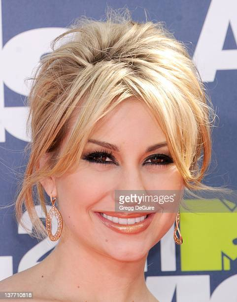 Actress Chelsea Kane arrives at the 2011 MTV Movie Awards at the Gibson Amphitheatre on June 5 2011 in Universal City California