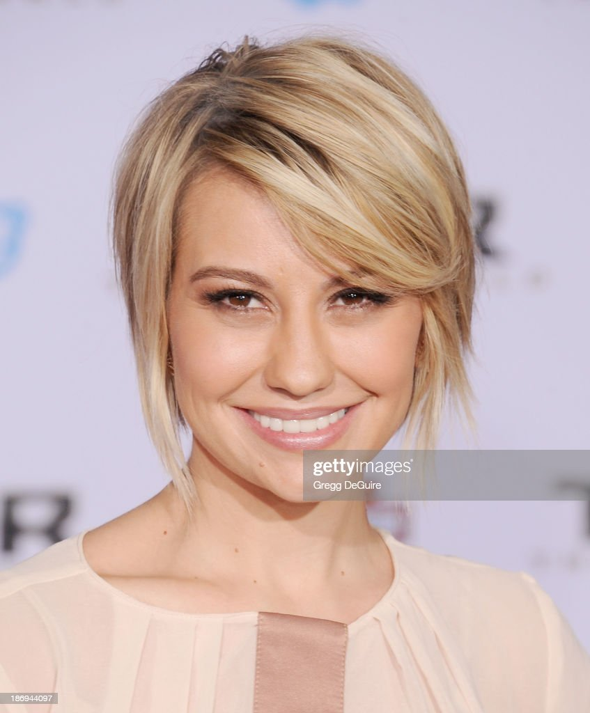 Actress <a gi-track='captionPersonalityLinkClicked' href=/galleries/search?phrase=Chelsea+Kane&family=editorial&specificpeople=4436708 ng-click='$event.stopPropagation()'>Chelsea Kane</a> arrives at the Los Angeles premiere of 'Thor: The Dark World' at the El Capitan Theatre on November 4, 2013 in Hollywood, California.