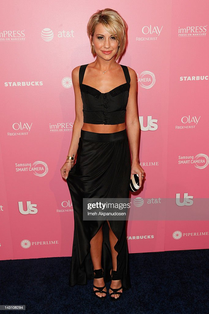 Actress Chelsea Kane attends the Us Weekly Hot Hollywood Style Event at Greystone Manor Supperclub on April 18, 2012 in West Hollywood, California.