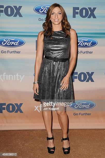Actress Chelsea Peretti arrives at the 2014 FOX Fall EcoCasino Party at The Bungalow on September 8 2014 in Santa Monica California