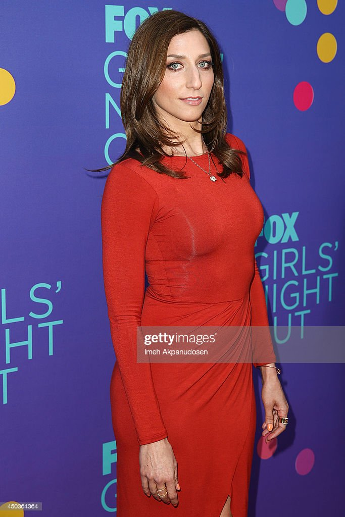 Actress Chelsea Peretti attends Fox's 'Girls Night Out' at Leonard H. Goldenson Theatre on June 9, 2014 in North Hollywood, California.