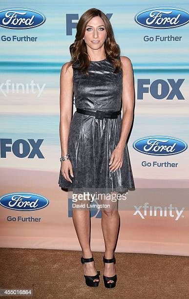 Actress Chelsea Peretti attends the 2014 FOX Fall EcoCasino party at The Bungalow on September 8 2014 in Santa Monica California