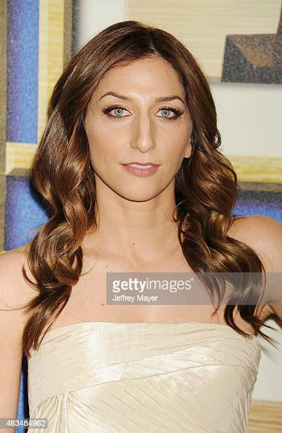 Actress Chelsea Peretti attends the 2015 Writers Guild Awards LA Ceremony at the Hyatt Regency Century Plaza on February 14 2015 in Century City...