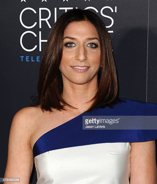 Actress Chelsea Peretti attends the 5th annual Critics' Choice Television Awards at The Beverly Hilton Hotel on May 31 2015 in Beverly Hills...
