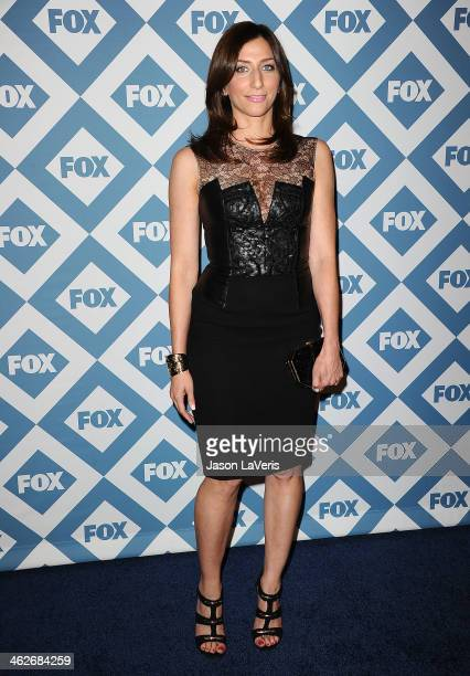 Actress Chelsea Peretti attends the FOX AllStar 2014 winter TCA party at The Langham Huntington Hotel and Spa on January 13 2014 in Pasadena...