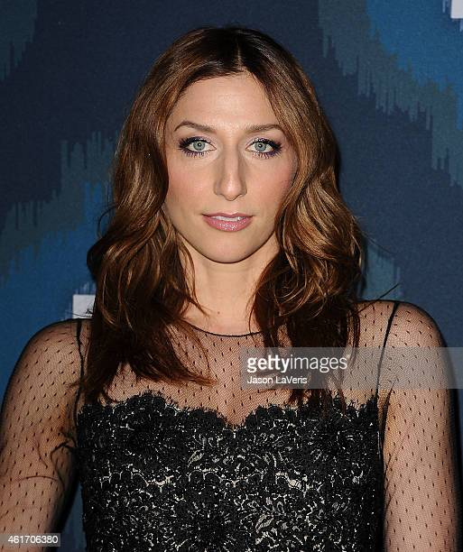 Actress Chelsea Peretti attends the FOX winter TCA AllStar party at Langham Hotel on January 17 2015 in Pasadena California
