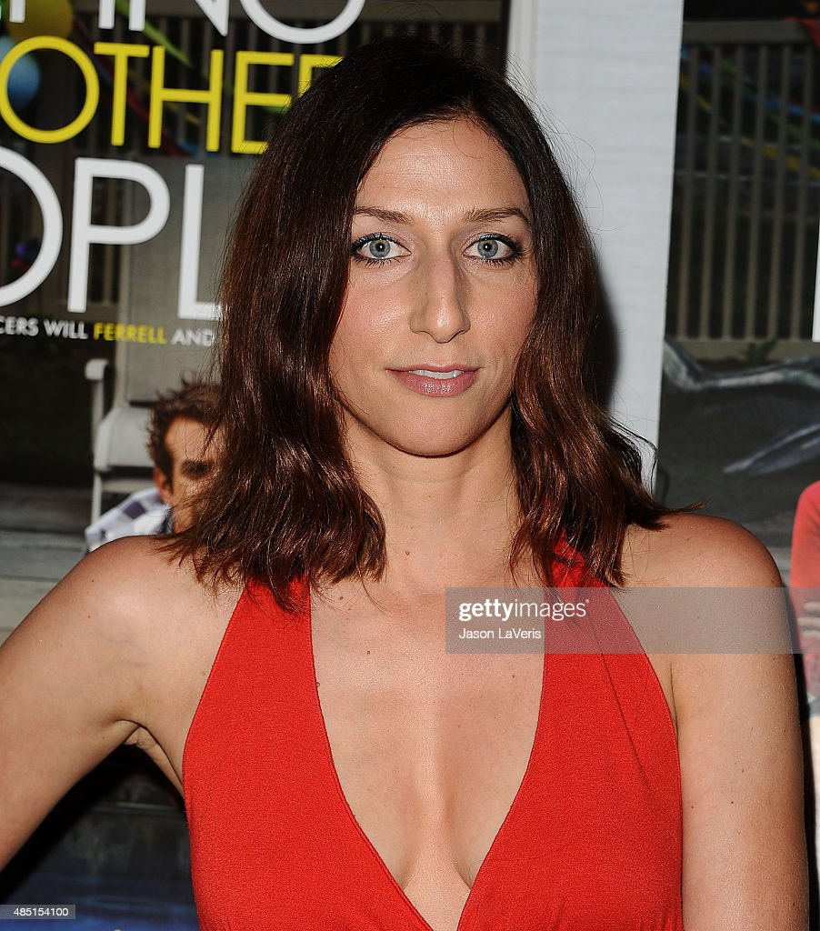 Actress Chelsea Peretti attends the tastemaker screening of IFC Films' 'Sleeping With Other People' on August 24, 2015 in West Hollywood, California.
