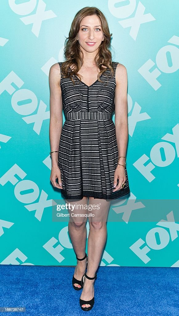 Actress Chelsea Peretti of 'Brooklyn Nine-Nine' attends the FOX 2103 Programming Presentation Post-Party at Wollman Rink - Central Park on May 13, 2013 in New York City.