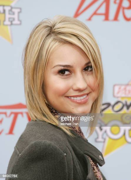 Actress Chelsea Staub arrives to Variety's 3rd Annual 'Power of Youth' event held at the Paramount Studios backlot on December 5 2009 in Los Angeles...