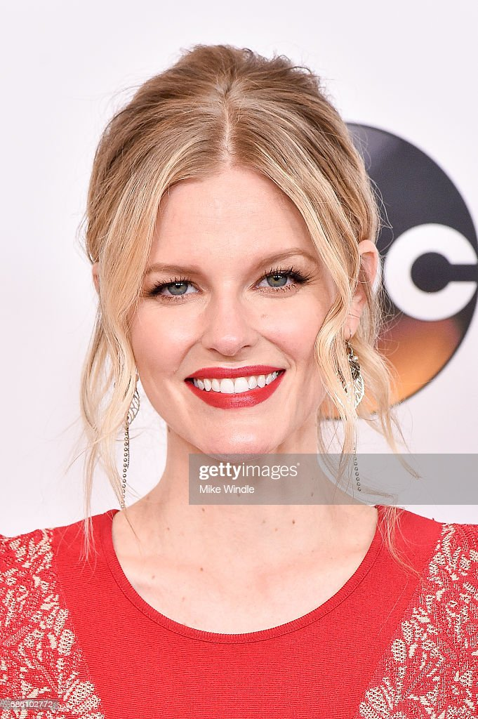Actress Chelsey Crisp attends the Disney ABC Television Group TCA Summer Press Tour on August 4, 2016 in Beverly Hills, California.
