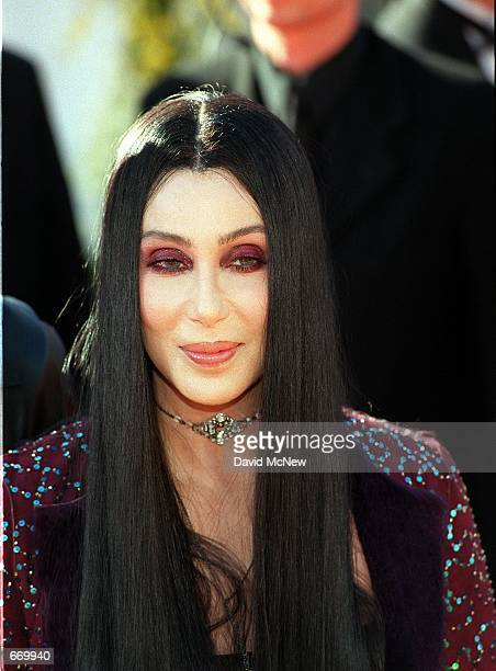 Actress Cher arrives at the 2000 Emmy Awards September 10 2000 in Los Angeles CA Superstar Cher is widely recognized as one of the most beautiful...