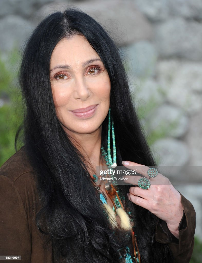 Actress Cher arrives at the premiere of 'The Zookeeper' at the Regency Village Theatre on July 6 2011 in Los Angeles California