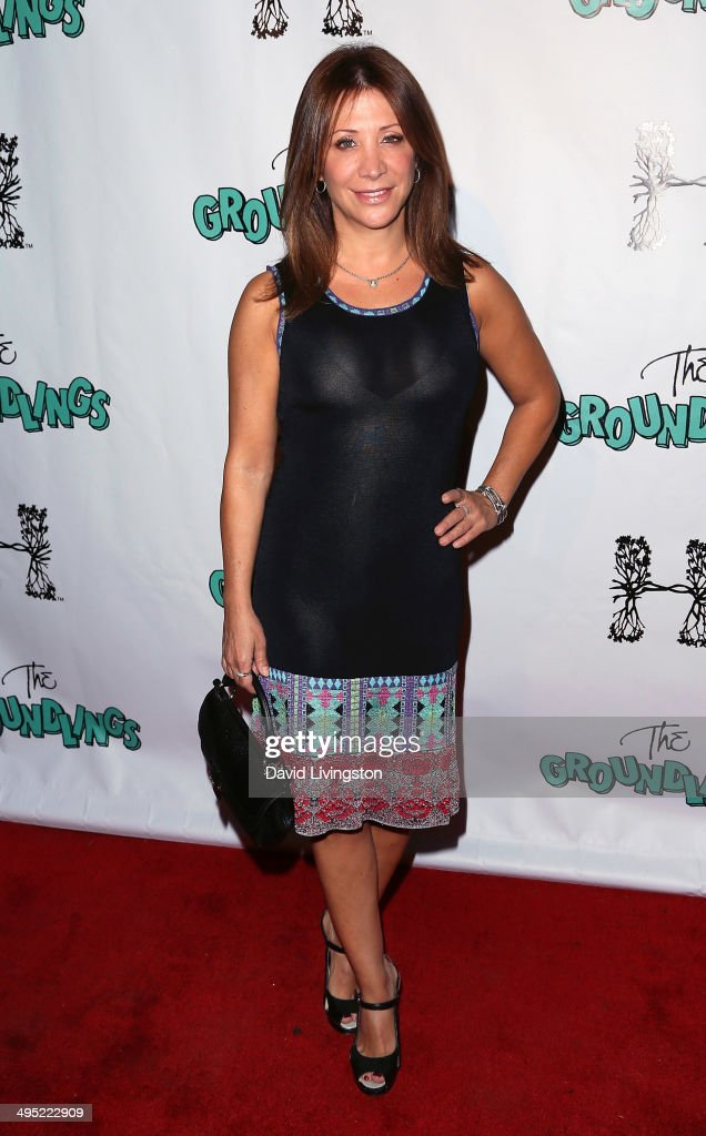 Actress <a gi-track='captionPersonalityLinkClicked' href=/galleries/search?phrase=Cheri+Oteri&family=editorial&specificpeople=220435 ng-click='$event.stopPropagation()'>Cheri Oteri</a> attends the Groundlings 40th Anniversary Gala at Hyde Lounge on June 1, 2014 in West Hollywood, California.