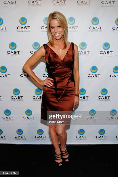 Actress Cheryl Hines arrives at The Coalition To Abolish Slavery Trafficking's 13th Annual 'From Slavery To Freedom' Gala at Skirball Cultural Center...