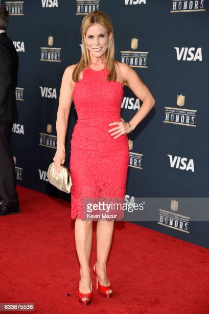 Actress Cheryl Hines attends 6th Annual NFL Honors at Wortham Theater Center on February 4 2017 in Houston Texas